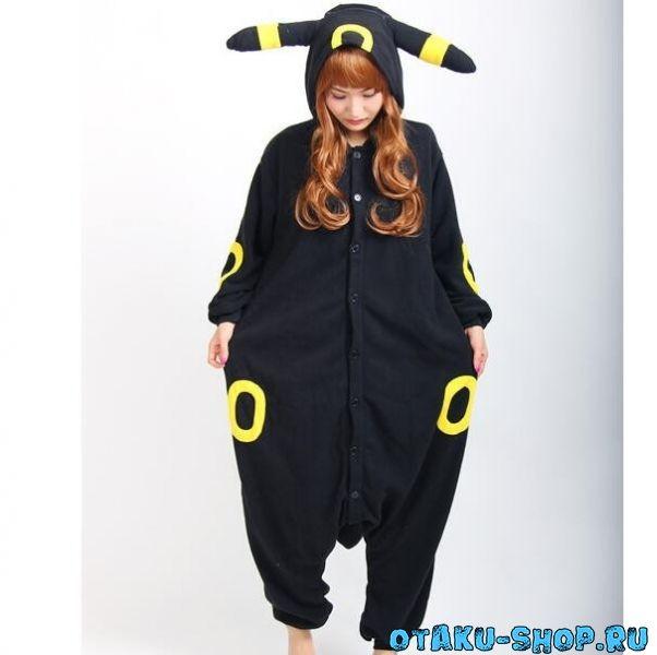 Купить Кигуруми покемон Иви (Умберион) в аниме магазине с бесплатной ... 2b491b160ad82