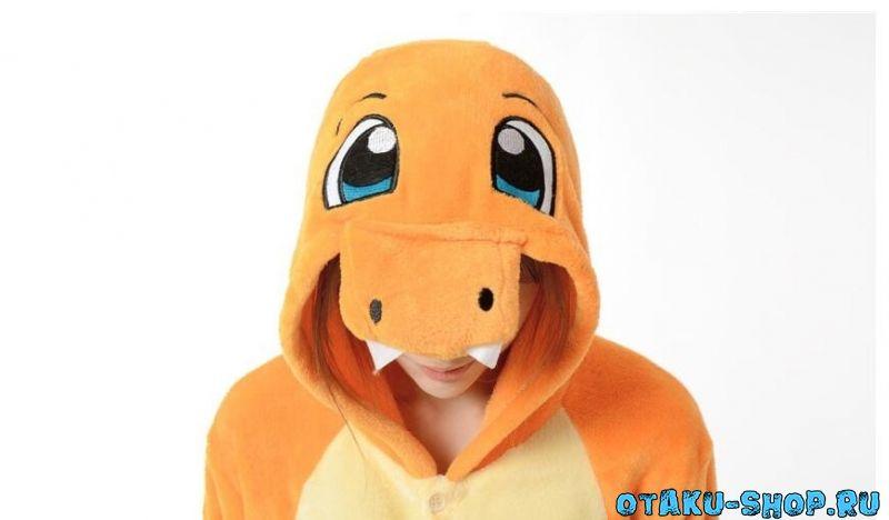 Купить Кигуруми покемон Чармандэр в аниме магазине с бесплатной ... a5571297d5a96
