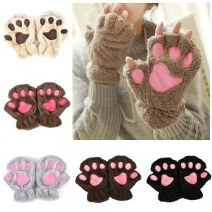 Кошачьи перчатки