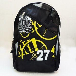 Рюкзак с белой эмблемой клана Вонгола