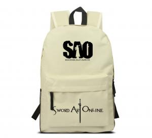 Бежевый рюкзак Мастера меча онлайн