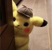 дополнительные фото Очень милый мягкий детектив Пикачу