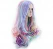 дополнительные фото Цветные парики