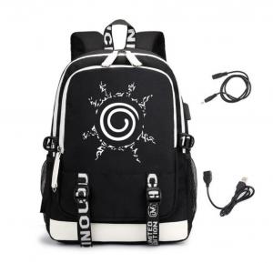 Рюкзак Наруто с функцией Usb зарядки