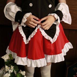 """Косплей костюм Черного Кролика из аниме """"Itsuka Tenma no Kuro Usagi"""""""