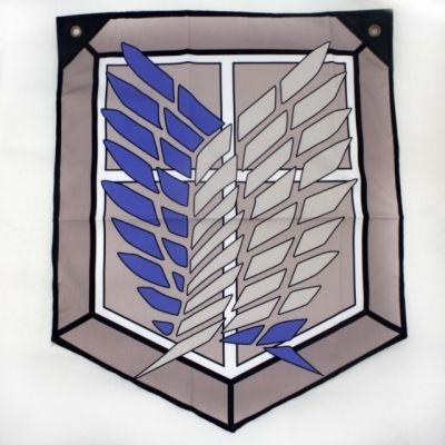 Знамя Легиона разведки (60х50см)