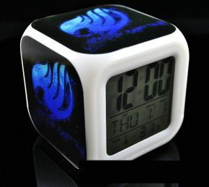 Часы с будильником Хвост Феи