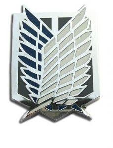 Значок легиона разведки